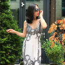 ★ユヒャンオススメ★オリエンタルリゾートドレス【ブラパット付き】