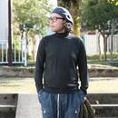*メンズとレディース*Re made in tokyo japan★アールイー★メリノウールタートルネックニット(3519A-CT)