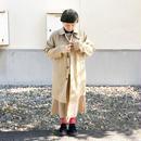 *レディース*ARAN★アラン★Ventile Sprit Raglan Coat ベンタイル生地 ステンカラーコート
