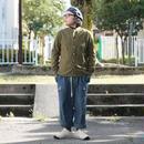 """*メンズ*Sweep!!★スウィープ★ BAND COLLAR """"ESTERO"""" #SOLID FLANNEL バンドカラーフランネルシャツ"""
