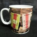 タイ国有鉄道(SRT)切符柄マグカップ