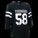 フットボールシャツ【7分袖】/YRT695