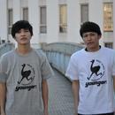 ベーシックロゴTシャツ/YRT641