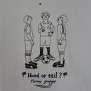 ヘッズオアテイルTシャツ/YRT646