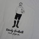 ダンディーフットボールTシャツ/YRT647