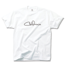 California Tee【White】