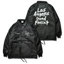L.A Good Feeling Boa Coach JKT【Black】