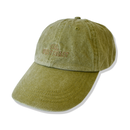 CAL.WEST COAST  Pigment Dyed CAP【 Khaki】