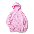 STANDARD LOGO hooded sweatshirt【Pink】