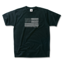 【予約商品5月末発送】The American flag  Tee  【Black】