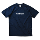 california west coast logo Tee  【Navy】