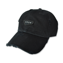 YFSF Patch Damage Cap【Black】