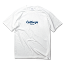 california west coast logo Tee  【White】