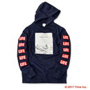 YouthFUL SURF × LIFE Pull Over Parka【Navy】