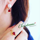 ★X'mas SET★ ring×pierce