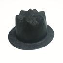 7 SPIKE HAT (黒)