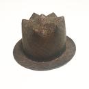 7 SPIKE HAT (茶)
