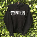 WILDWESTDAYS  HOOD /STREETLIFE (Black/White)