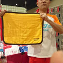 【サウナマット】一人用サウナマット・大サウナ博オリジナル刺繍入り