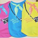 ★春夏用ワンちゃん服★人気★2016新作★犬服★ペット ピンク ブルー イエロー