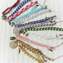 手編みミサンガチョーカー 12種
