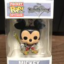 FUNKO POP!  MICKEY  ミニフィギュアキーホルダー