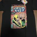 IRON FIST カバーデザイン Tシャツ