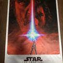 STAR WARS THE LAST JEDI USデザイン ポスター