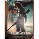 CAPTAIN AMERICA THE WINTER SOLDIER ポスター