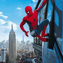 Spider-man HOME COMING  US版ポスター