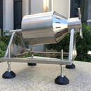 amon 300g 焙煎機 コーヒー豆 コーヒーロースター 110Vモーター付 ◇新品 未使用品◇
