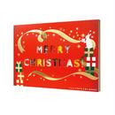 【NP084】nanoblock®クリスマスカード 〜クリスマスうさぎ〜