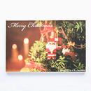 SOLD OUT【NP005】nanoblock®クリスマスカード 〜サンタクロース〜