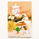 【NP022】nanoblock®クリスマスカード 〜キャバリア〜
