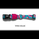 28049 TETRIS  COLLAR  M  テトリスカラー M