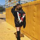 VOVAVIシルク刺繍ジャケット