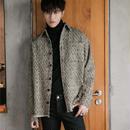 ヴィンテージ風シャツジャケット