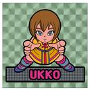 第1弾【鏡のアッコちゃん】「UKKOウッコ」(特プリ版)