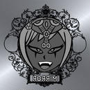 第2弾【鏡のアッコちゃん】「合わせ鏡B」悪子アクコン版(ミラーシール)