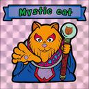 【海外版】キャッツオブサードストリート「mystic cat」(桃プリズム)