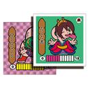 第1弾 妖怪レスラー【シール版】(桃プリ・ピンク)ろくろ首(ロクロマスク)