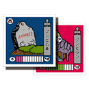 第1弾 妖怪レスラー【シール版】(ノーマル)  ゾンビの墓(ゾンビマン)