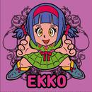 第1弾【鏡のアッコちゃん】「EKKOエッコ」(ノーマル)
