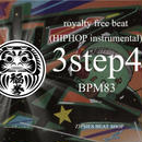 """3 step 4"" BPM83 ZIPSIES royalty-free beat ""2018"""