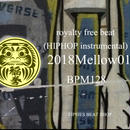 """Mellow 01"" BPM128 ZIPSIES royalty-free beat ""2018"""