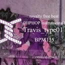 """Travis type beat 01"" BPM135 ZIPSIES royalty-free beat ""2018"""
