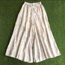 DAZZLE・Wide Long Pants(7S34004E)
