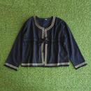 BAD・Embroidery Cardigan(7S16003E)