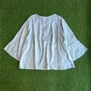 DAZZLE・Embroidery Top(6P32004E)