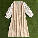Manic Monday・Stripe Gown(7S66005E)